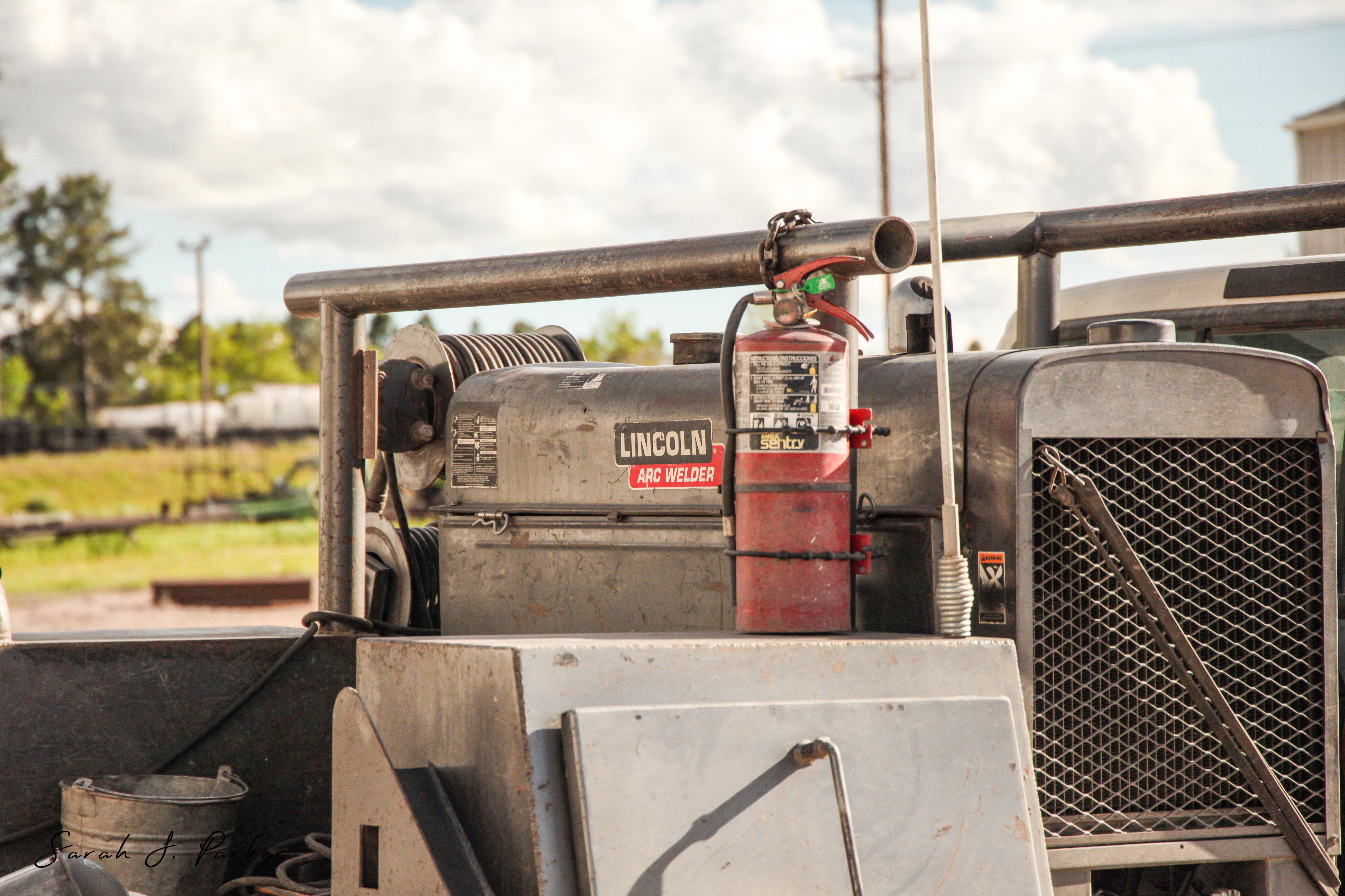 Welding Diy Part 2 Setting Up Your First Welding Truck Garys Welding Inc